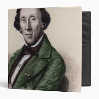 Portrait of Hans Christian Andersen Binders
