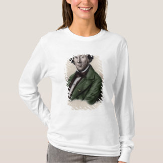 Portrait of Hans Christian Andersen T-Shirt