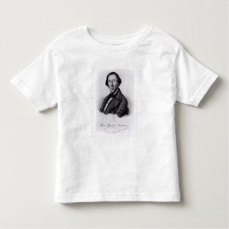 Portrait of Hans Christian Andersen Toddler T-shirt