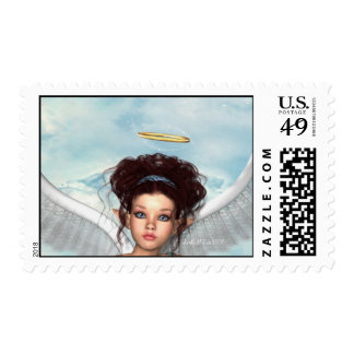 Portrait of Heaven Postage