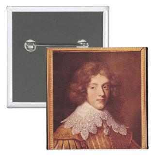 Portrait of Henri Coeffier de Ruze d'Effiat Pins