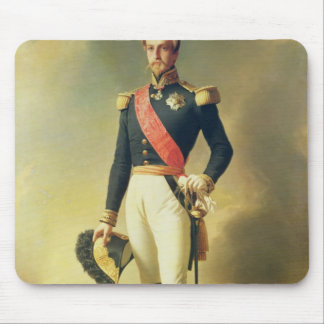 Portrait of Henri-Eugene-Philippe-Louis Mouse Pad