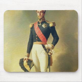 Portrait of Henri-Eugene-Philippe-Louis Mouse Pad