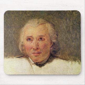 Portrait of Henri Gregoire Mouse Pad