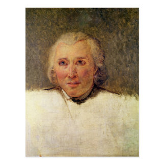 Portrait of Henri Gregoire Postcard