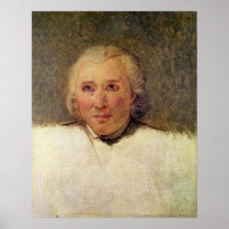 Portrait of Henri Gregoire Poster