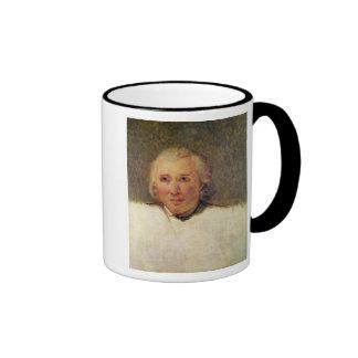 Portrait of Henri Gregoire Ringer Mug