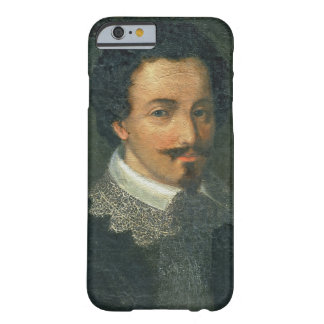 Portrait of Henri I de Bourbon Conde (oil on panel Barely There iPhone 6 Case