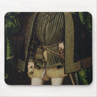 Portrait of Henri II Mouse Pad