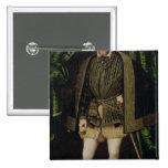 Portrait of Henri II Pins