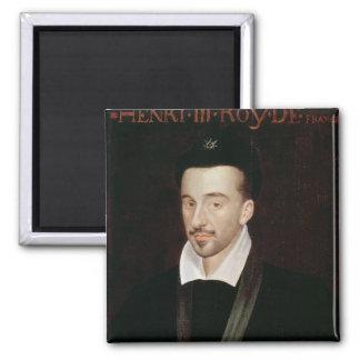 Portrait of Henri III Magnets