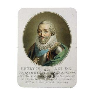 Portrait of Henri IV, King of France and Navarre ( Magnet