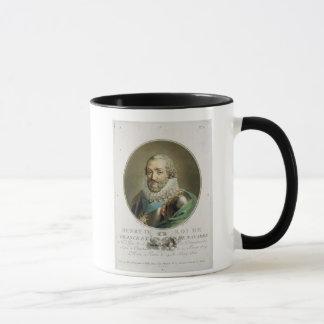 Portrait of Henri IV, King of France and Navarre ( Mug