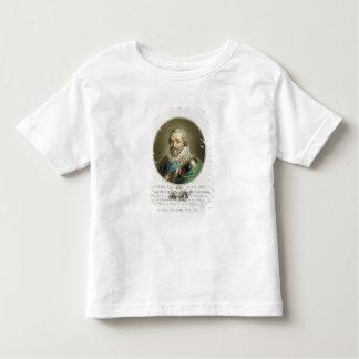 Portrait of Henri IV, King of France and Navarre ( Toddler T-shirt