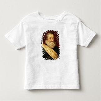 Portrait of Henri IV  King of France Toddler T-shirt