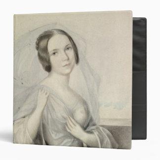 Portrait of Henriette Gertrude Sontag Binder