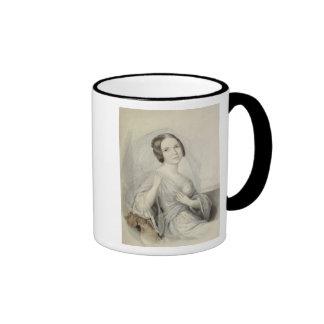 Portrait of Henriette Gertrude Sontag Coffee Mug
