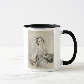 Portrait of Henriette Gertrude Sontag Mug