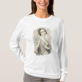 Portrait of Henriette Gertrude Sontag T-Shirt