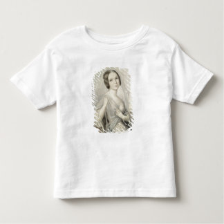 Portrait of Henriette Gertrude Sontag Toddler T-shirt