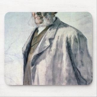 Portrait of Henrik Ibsen, 1895 Mouse Pad