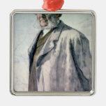 Portrait of Henrik Ibsen, 1895 Ornaments