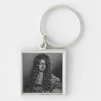 Portrait of Henry Duke of Grafton Keychain
