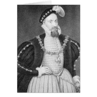 Portrait of Henry Grey Card