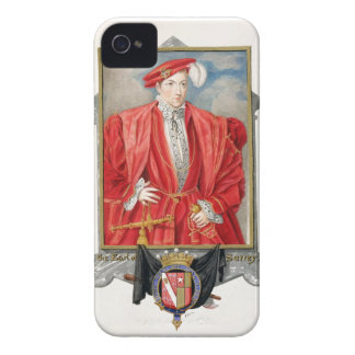 Portrait of Henry Howard (c.1517-47) Earl of Surre iPhone 4 Cases