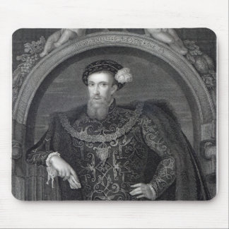 Portrait of Henry Howard  Earl of Surrey Mouse Pad
