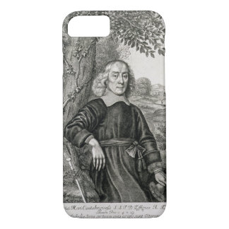 Portrait of Henry More (1614-87) frontispiece to h iPhone 7 Case