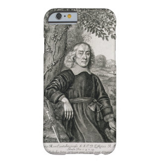 Portrait of Henry More (1614-87) frontispiece to h iPhone 6 Case