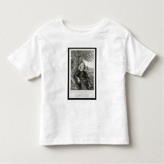Portrait of Henry More (1614-87) frontispiece to h Toddler T-shirt