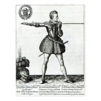 Portrait of Henry, Prince of Wales Postcard