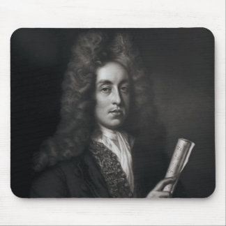 Portrait of Henry Purcell Mouse Pad