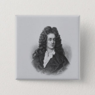 Portrait of Henry Purcell Pinback Button