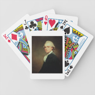 Portrait of Henry Russell (1751-1836) c.1783 (oil Bicycle Playing Cards
