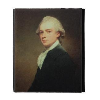 Portrait of Henry Russell (1751-1836) c.1783 (oil iPad Folio Case