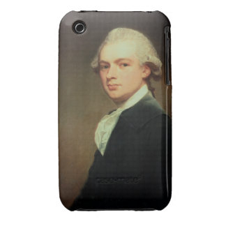 Portrait of Henry Russell (1751-1836) c.1783 (oil iPhone 3 Case