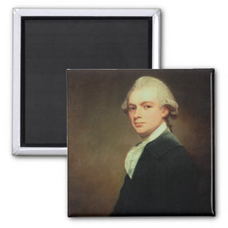 Portrait of Henry Russell (1751-1836) c.1783 (oil Magnet