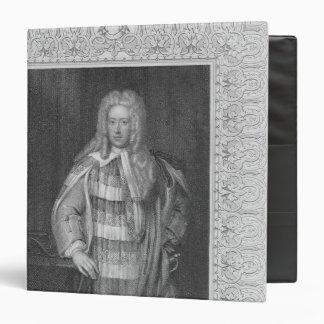 Portrait of Henry St. John Viscount Bolingbroke Binder