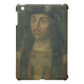 Portrait of Henry VII (1457-1509) (oil on panel) iPad Mini Covers