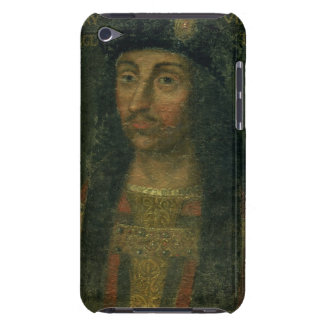 Portrait of Henry VII (1457-1509) (oil on panel) iPod Touch Case
