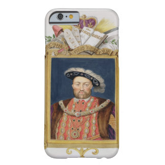 Portrait of Henry VIII (1491-1547) as Defender of Barely There iPhone 6 Case