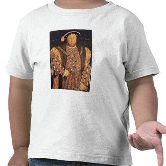 Portrait of Henry VIII  aged 49, 1540 Tees