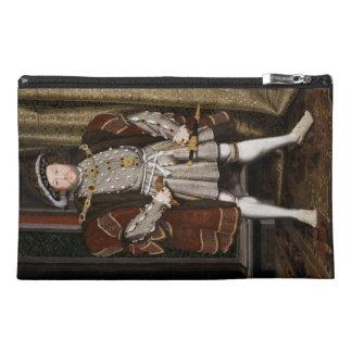 Portrait of Henry VIII Travel Accessory Bag