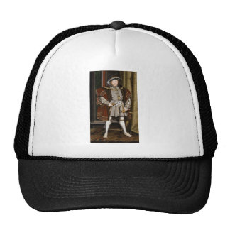 Portrait of Henry VIII by Hans Holbein the Younger Trucker Hat