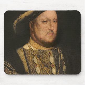 Portrait of Henry VIII  c.1536 Mouse Pad