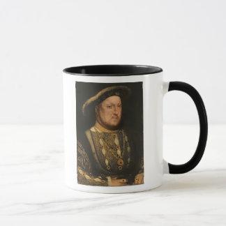 Portrait of Henry VIII  c.1536 Mug