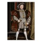 Portrait of Henry VIII Card